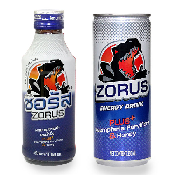 Energy Drinks with Herb